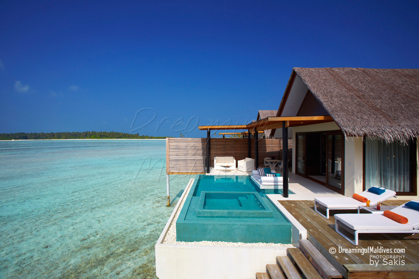 Niyama Maldives - Per Aquum Niyama Deluxe Water Studio with Pool