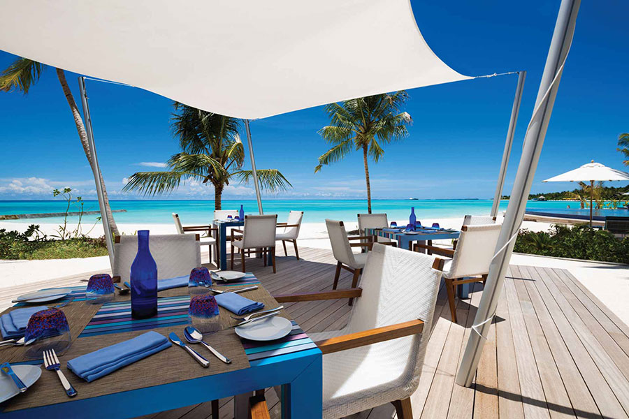 Niyama Maldives Bar and restaurants