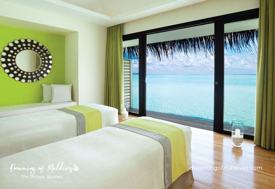 Niyama Maldives spa