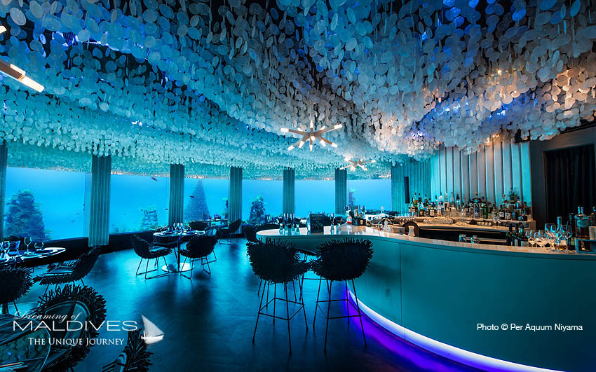 Niyama Maldives - Per Aquum Niyama Underwater restaurant & night-club