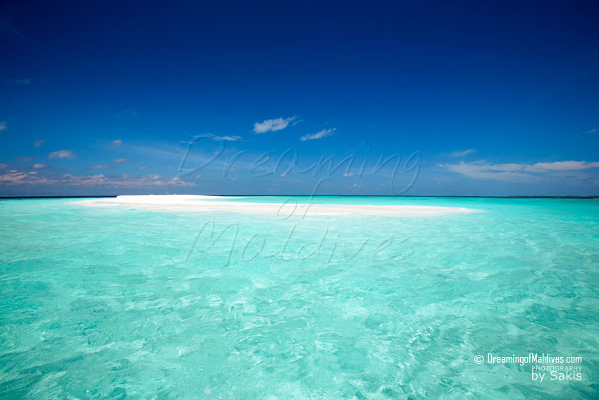 Six Senses Laamu Maldives - Resort Sandbank