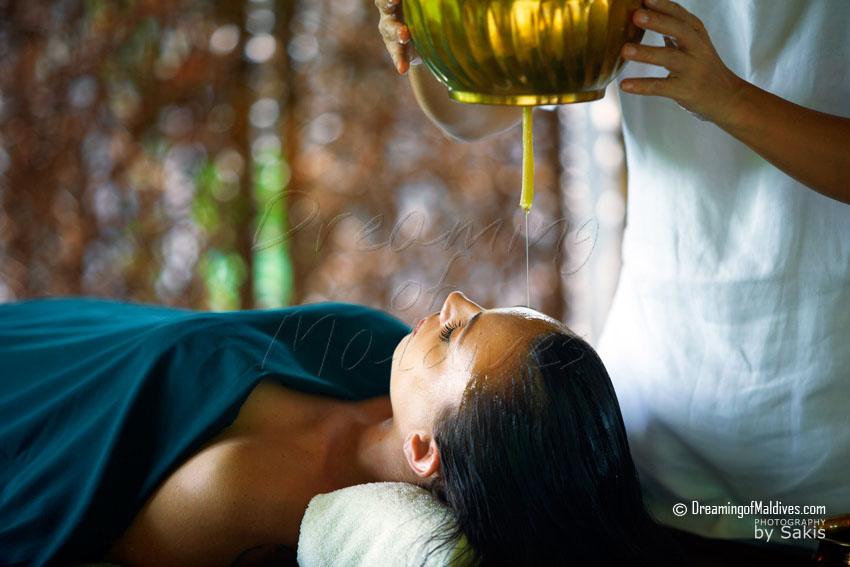 Six Senses Laamu Maldives - Ayurvedic Treatment
