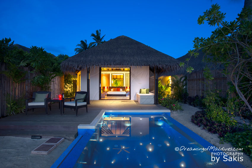 Velassaru Maldives - Beach Villa With Pool