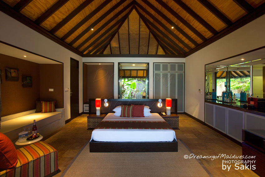 Velassaru Maldives - Beach Villa Interior