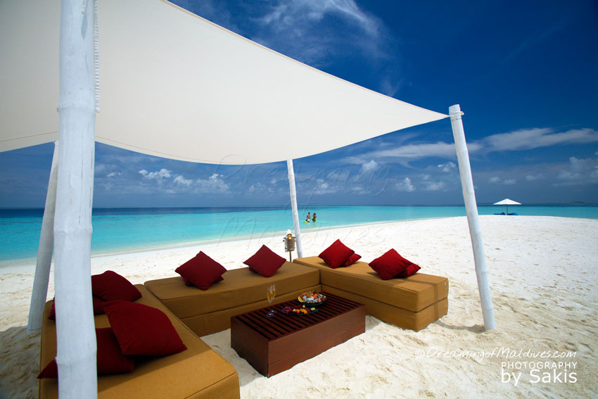 Velassaru Maldives - Experience at the Resort Private Sandbank