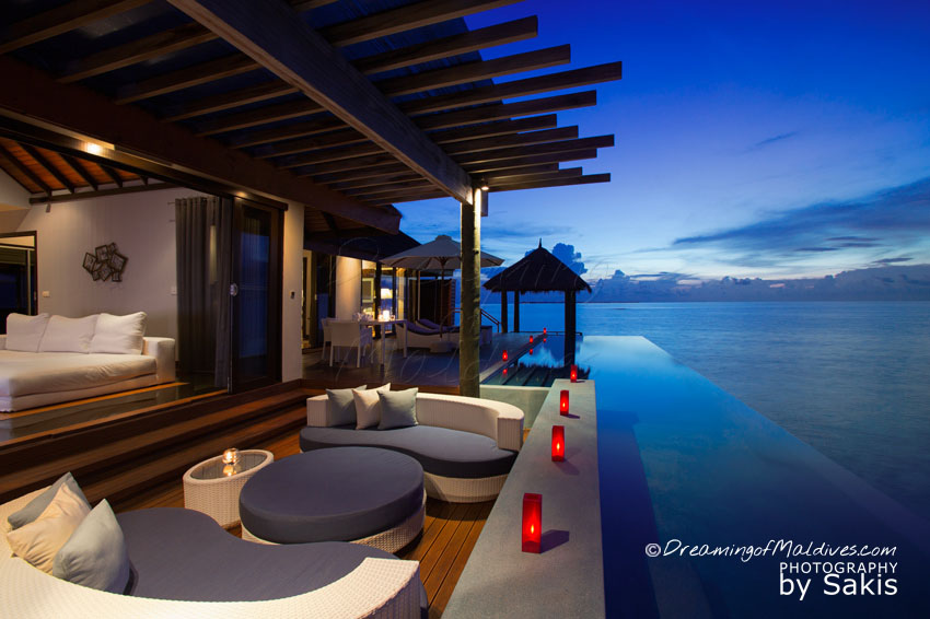 Velassaru Maldives - Water Suite
