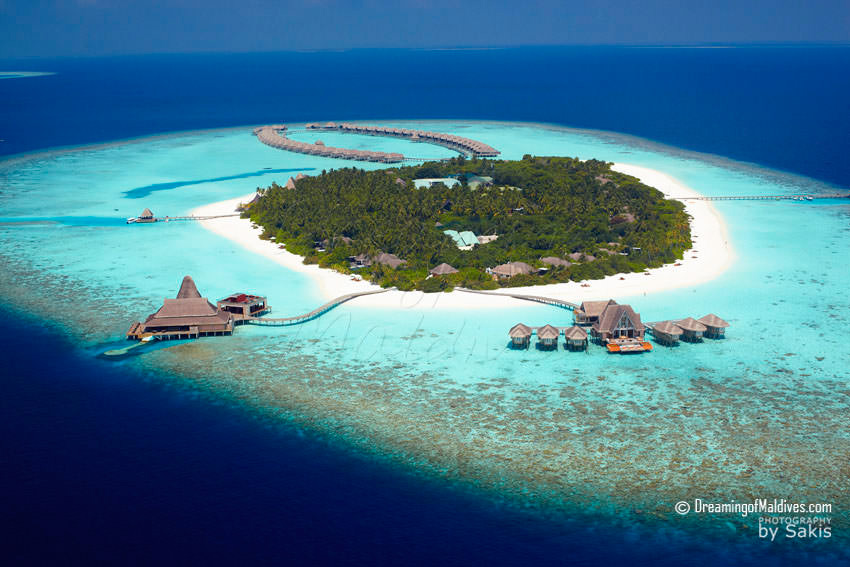 Anantara Kihavah Villas Maldives resort photo gallery