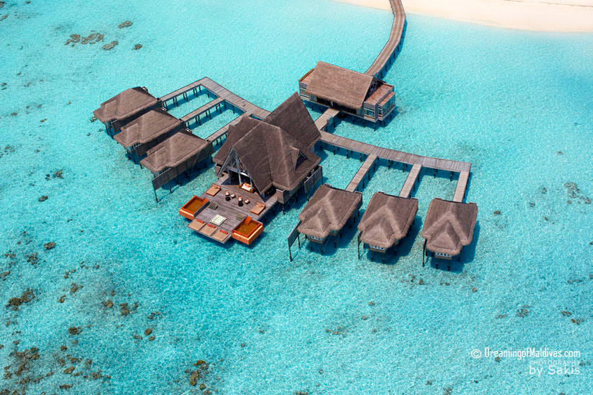 Anantara Kihavah Villas Maldives resort review
