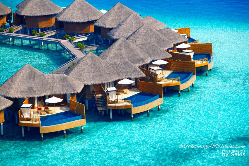 Baros Maldives resort photo gallery