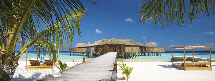 Lily Beach Maldives resort review