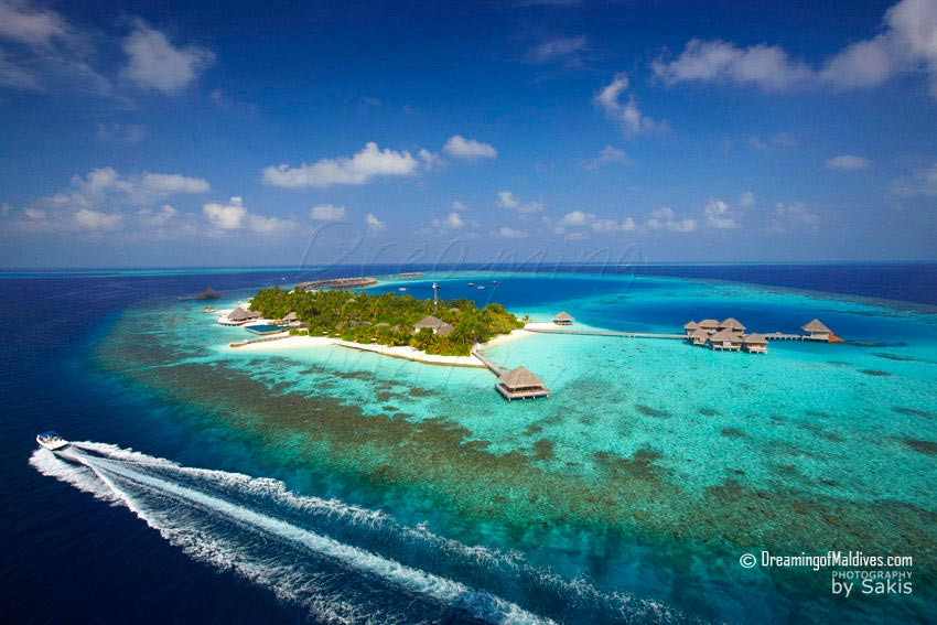 Huvafen Fushi Maldives resort review