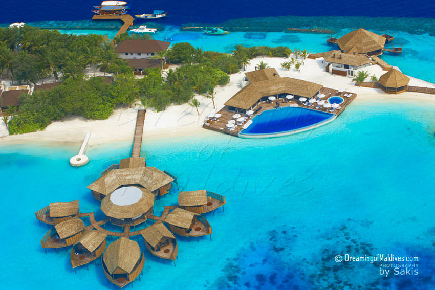 Lily Beach Maldives resort photo gallery