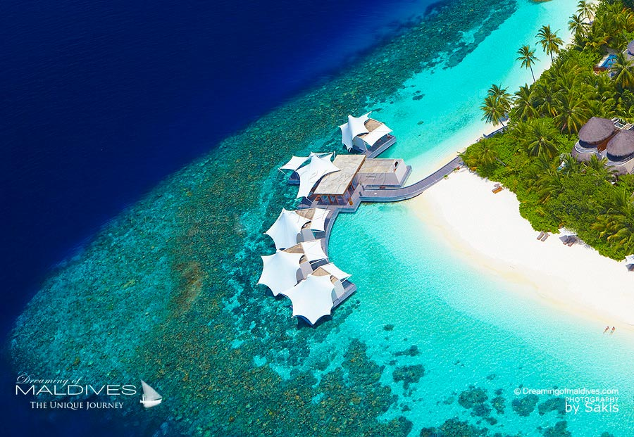 w Maldives resort photo gallery