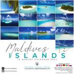 2020 Maldives Wall Calendar