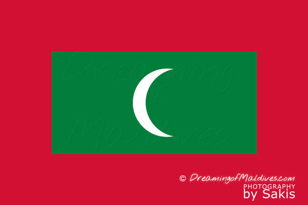 did you know travel fact Maldives Flag