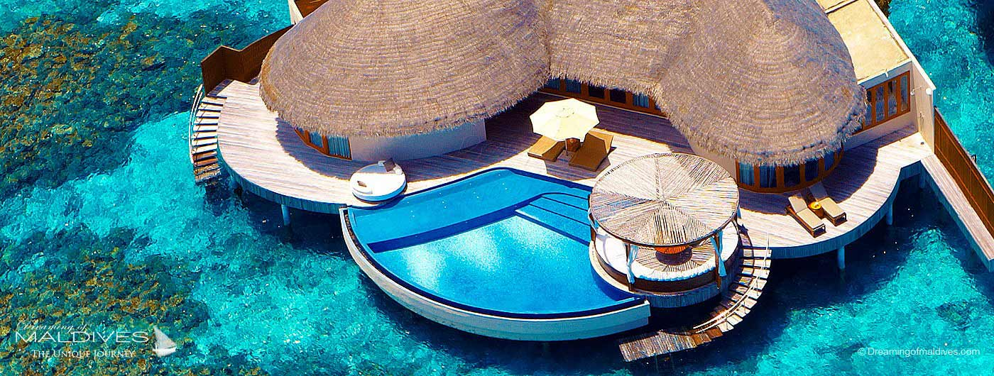 W Maldives Retreat & Spa Retreat villa with ocean view