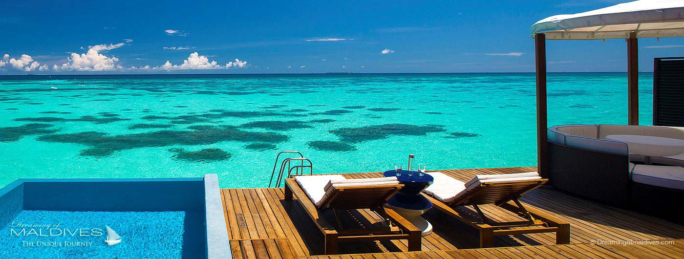 W Maldives Retreat & Spa Water Villas The Retreats