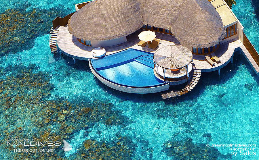 W Maldives Extreme Wow Ocean Haven