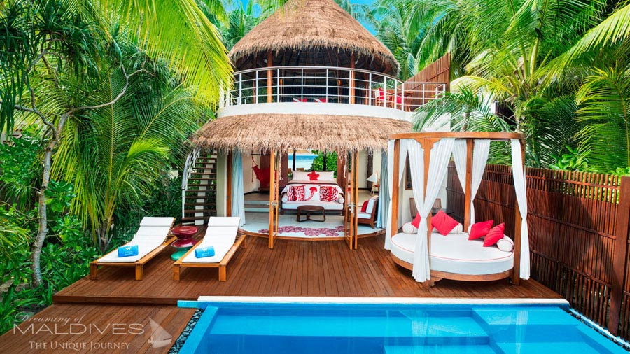 W Maldives Wonderful Beach Oasis
