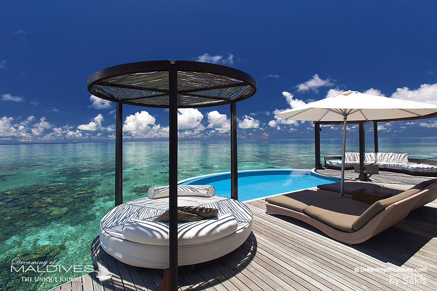 W Maldives Wow Ocean Escape