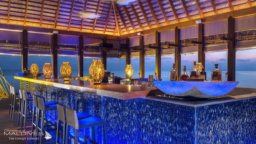 W Maldives SIP Bar