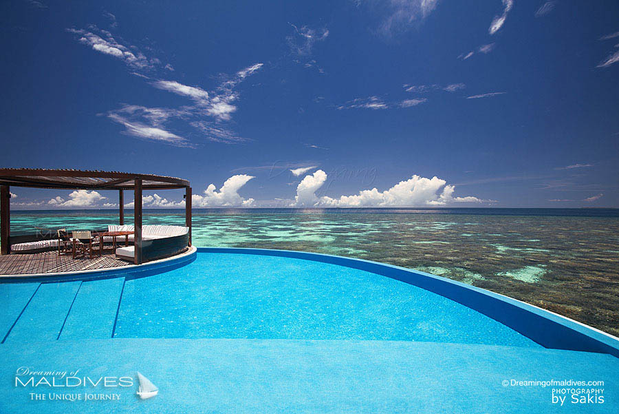 W Maldives Extreme WOW Ocean Haven Private deck
